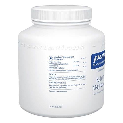 Pure Encapsulations Kalium-Magnesium Kalium-/Magnesiumcitrat Kapseln - 3