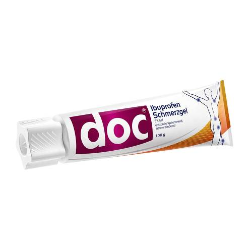 Doc Ibuprofen Schmerzgel - 3