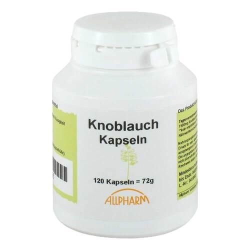 Knoblauch Kapseln - 1