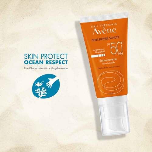 Avene Sonnencreme SPF 50+ ohne Duftstoffe - 2