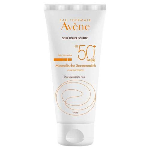 Avene Mineralische Sonnenmilch SPF 50+ - 1