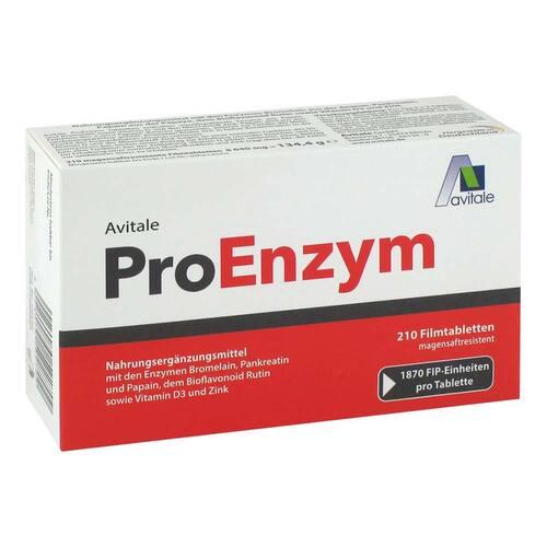 Proenzym magensaftresistente Tabletten - 1