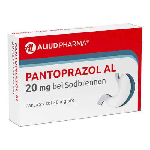 Pantoprazol AL 20 mg bei Sodbr.magensaftresistent Tabletten - 1