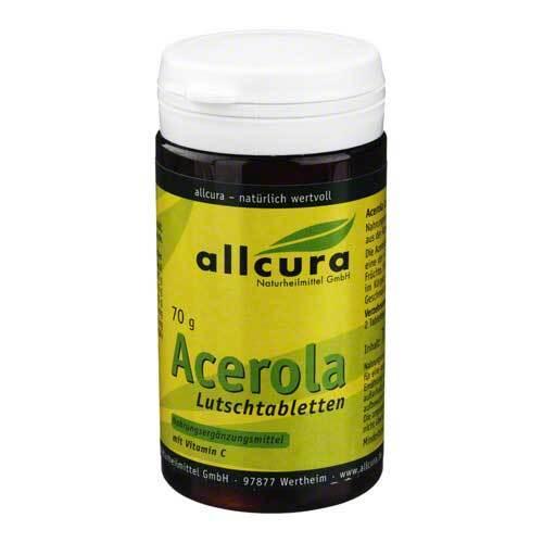Acerola Lutschtabletten - 1