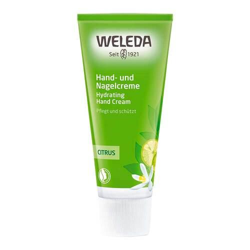 Weleda Citrus Hand- und Nagelcreme - 2