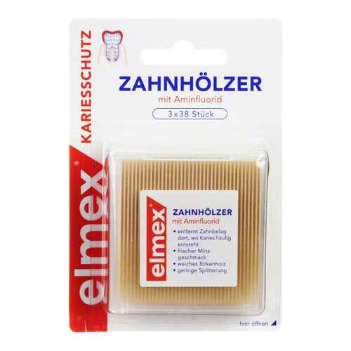 Elmex Zahnhölzer - 1