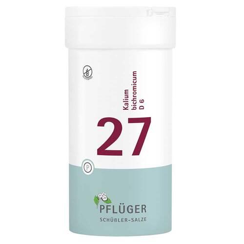 Biochemie Pflüger 27 Kalium bichromicum D 6 Tabletten - 1