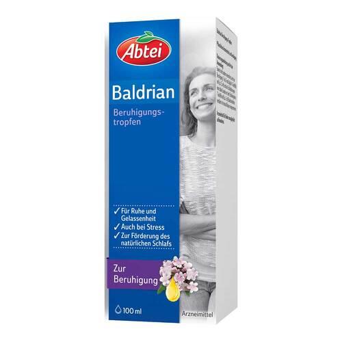 Abtei Baldrian Beruhigungs Tropfen - 1