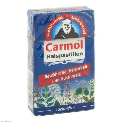 Carmol Halspastillen - 1