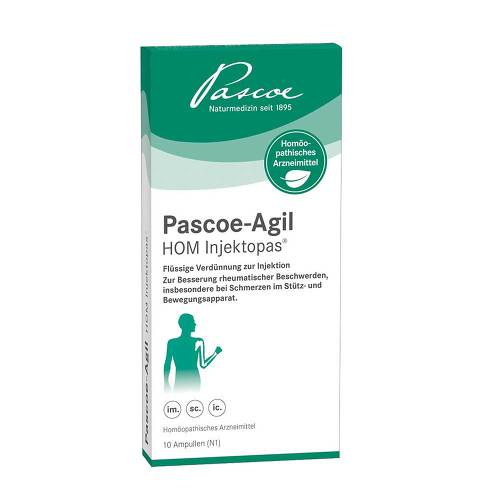 Pascoe-Agil Hom Injektopas Ampullen - 1