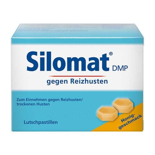 Silomat DMP gegen Reizhusten Lutschpastillen mit Honig - 1