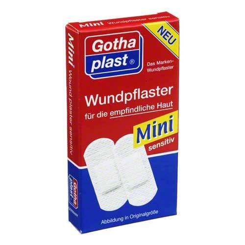 Gothaplast Wundpflaster Mini sens - 1