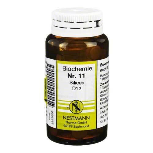 Biochemie 11 Silicea D 12 Tabletten - 1