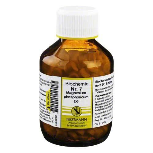 Biochemie 7 Magnesium phosphoricum D 6 - 1