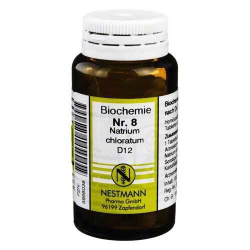 Biochemie 8 Natrium chloratum D 12 Tabletten - 1