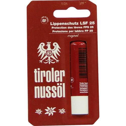 Tiroler Nussöl original Lippenschutz LSF 25 - 1