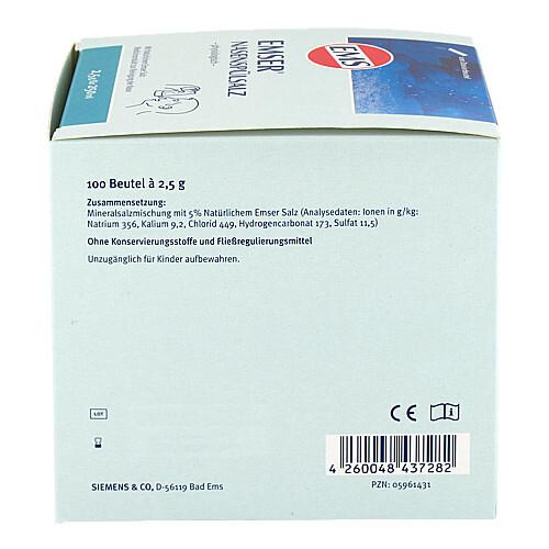 Emser Nasenspülsalz physiologisch Beutel - 2
