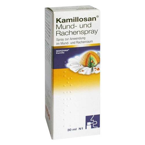 Kamillosan Mund- und Rachenspray - 1