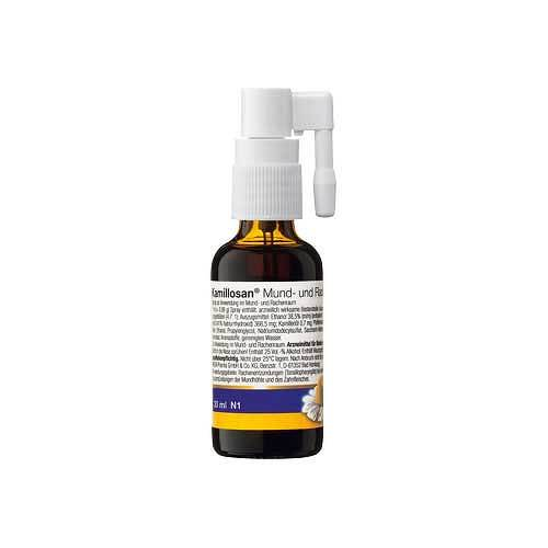 Kamillosan Mund- und Rachenspray - 2