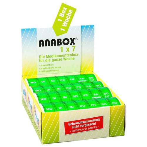 Anabox 1x7 grün - 2