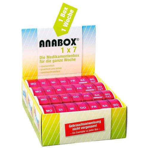 Anabox 1x7 pink - 2