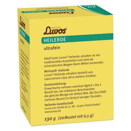 Luvos Heilerde ultrafein Portionsbeutel - 2