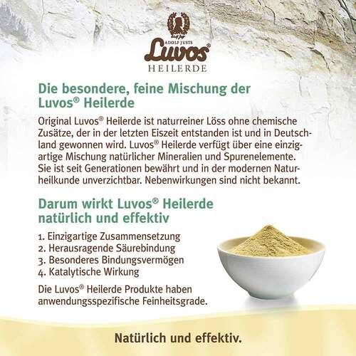 Luvos Heilerde ultrafein Portionsbeutel - 4