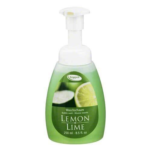 Kappus Lemon + Lime Waschschaum - 1