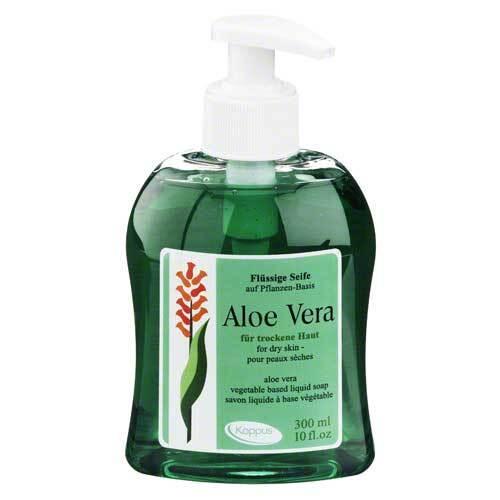 Kappus Aloe Vera Flüssigseife - 1