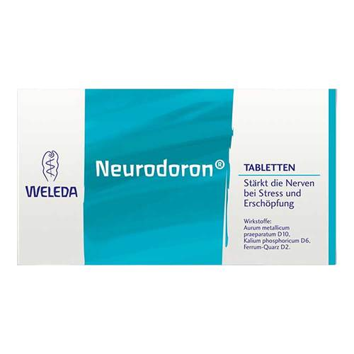 Neurodoron Tabletten - 1