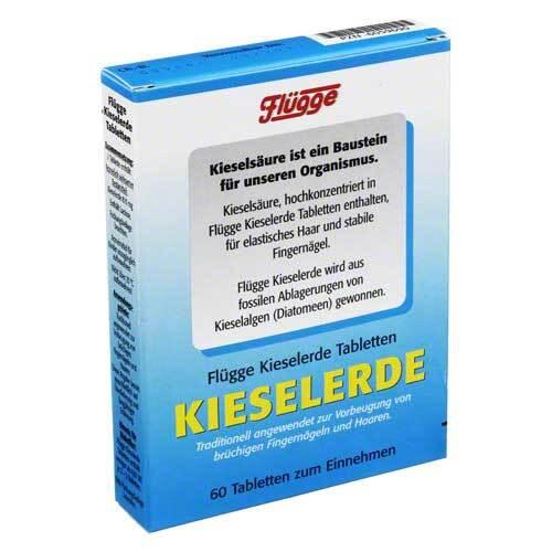 Flügge Kieselerde Tabletten - 1