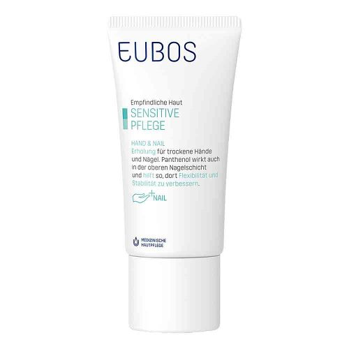 Eubos Sensitive Hand & Nail Creme - 1