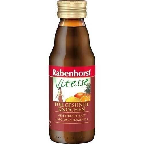 Rabenhorst Vitesse für gesunde Knochen mini Saft - 1