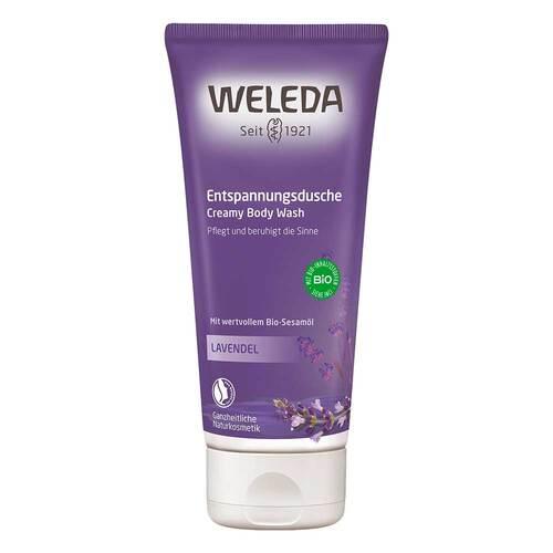 Weleda Lavendel Entspannungsdusche - 1