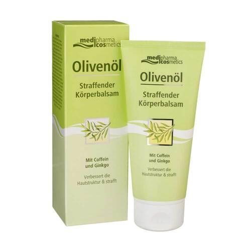 Olivenöl straffender Körperbalsam - 1