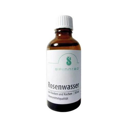 Rosenwasser zum Backen - 1