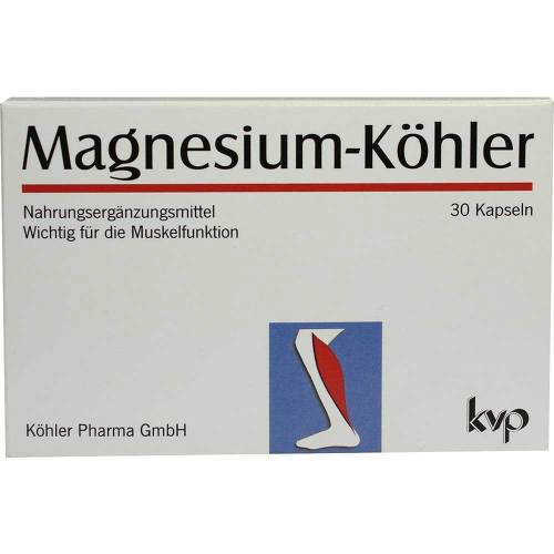 Magnesium Köhler Kapseln - 1
