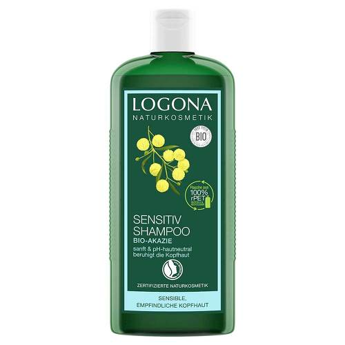 Logona Sensitiv Shampoo Bio Akazie - 1