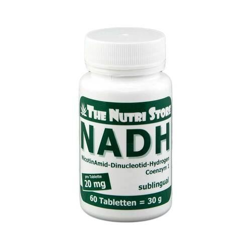 Nadh 20 mg stabil Tabletten - 1