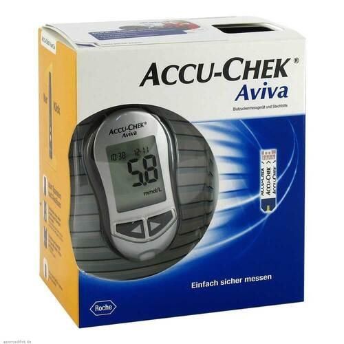 Accu Chek Aviva III Set mmol / l - 1