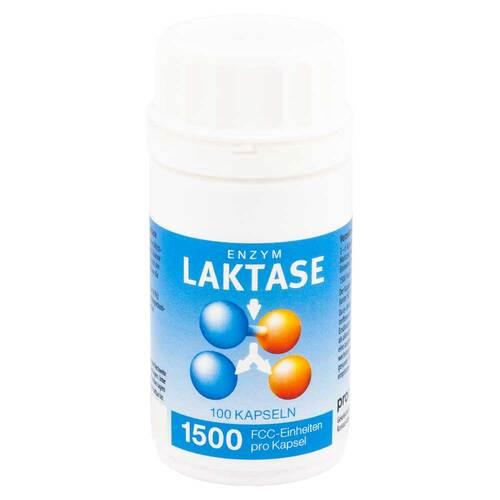 Laktase 1500 FCC Enzym Kapseln - 1