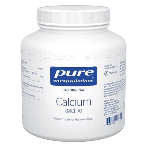 Pure Encapsulations Calcium MCHA Kapseln - 1