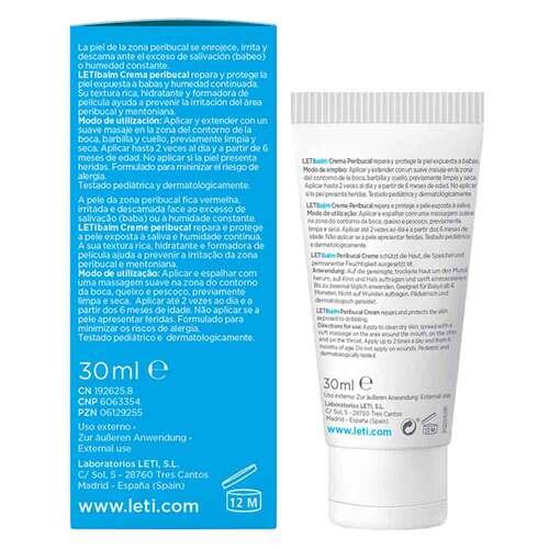 Letibalm peribucal pflegende Creme für d.Mundbereich - 2