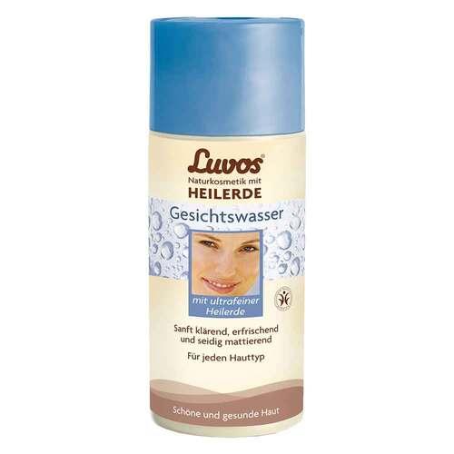 Luvos Naturkosmetik mit Heilerde Gesichtswasser - 1