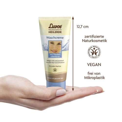 Luvos Naturkosmetik mit Heilerde Waschcreme - 2