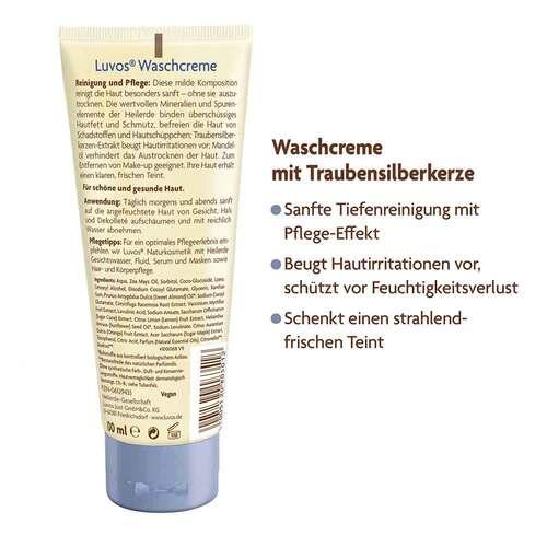 Luvos Naturkosmetik mit Heilerde Waschcreme - 3