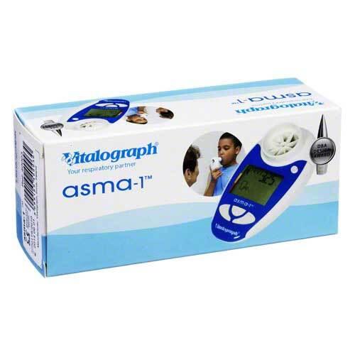 peak flow meter digital vitalograph asma1 1st pzn 06138283. Black Bedroom Furniture Sets. Home Design Ideas