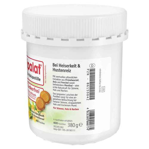 Ipalat Halspastillen zuckerfrei - 2