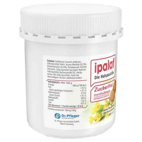 Ipalat Halspastillen zuckerfrei - 3