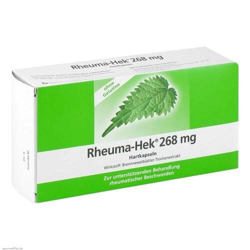 Rheuma Hek 268 mg Hartkapseln - 1